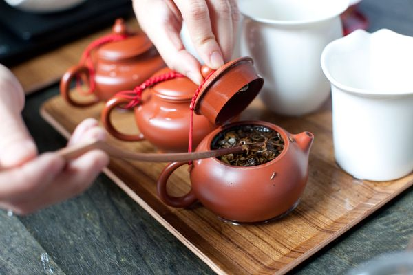 Why NYC's Newest Tea Destination Is All About Oolong