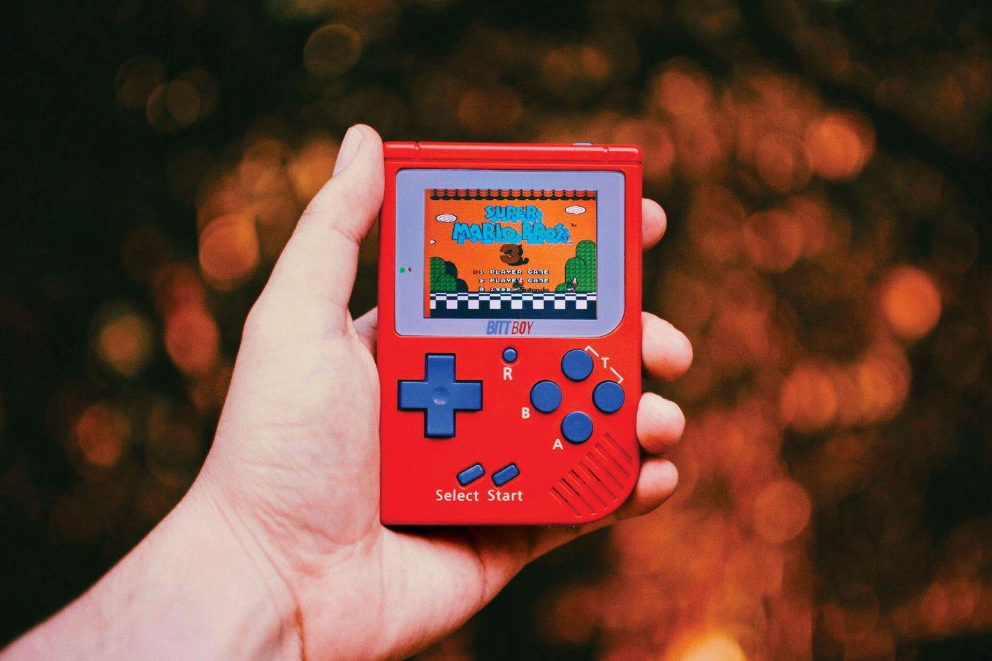 BittBoy FC Mini Handheld