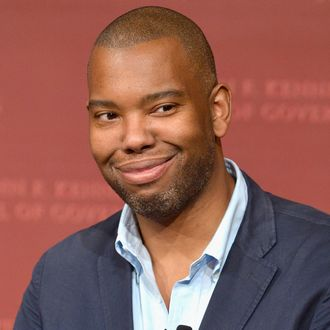 Author Ta-Nehisi Coates At Harvard