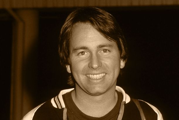 John Ritter at The CBS Studios during John Ritter Sighting at CBS TV City- January 5, 1978 at CBS TV City in Los Angeles, California, United States. (Photo by Tom Wargacki/WireImage)