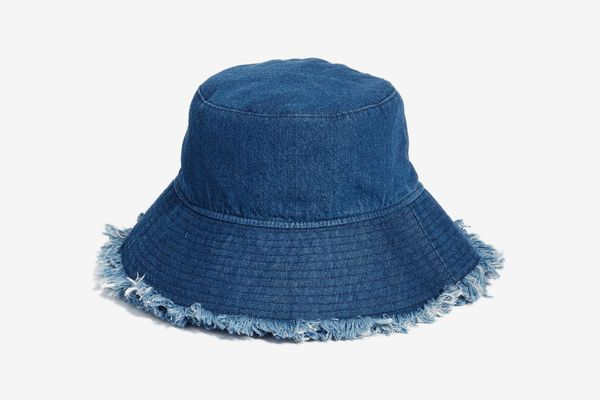 Treasure & Bond Denim Bucket Hat
