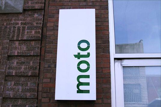 Moto Chicago Restaurant Week Menu