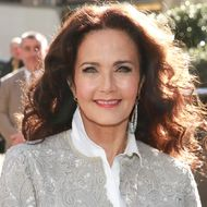 "Lynda Carter Visits ""FOX & Friends"""