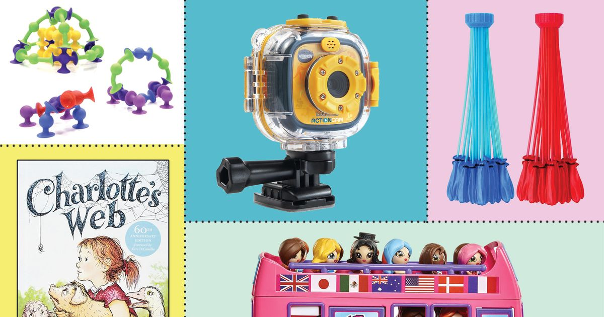 14 Best Toys and Gifts for 6-Year-Olds 2018