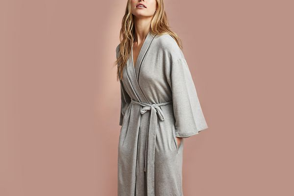 Beyond Yoga Namaste Wrapped Robe