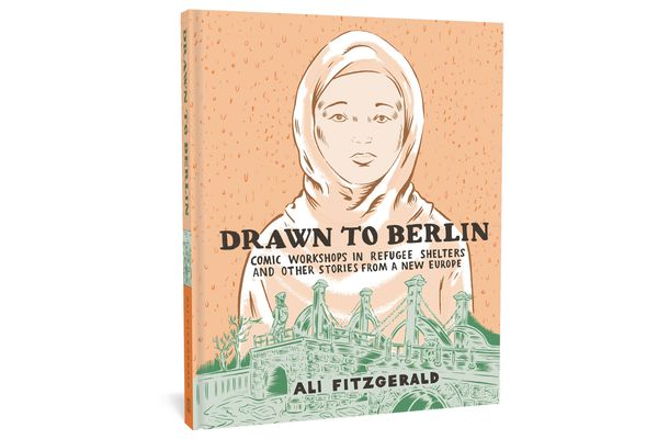 Drawn to Berlin, by Ali Fitzgerald