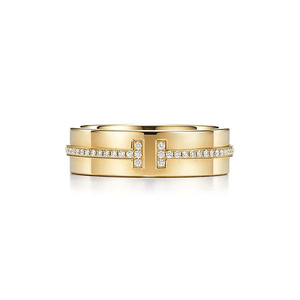Tiffany T Two Ring