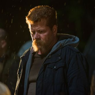 >>> NOT TO BE USED UNTIL 10/24/16 at 1:00 AM EST <<< Michael Cudlitz as Sgt. Abraham Ford - The Walking Dead _ Season 7, Episode 1 - Photo Credit: Gene Page/AMC