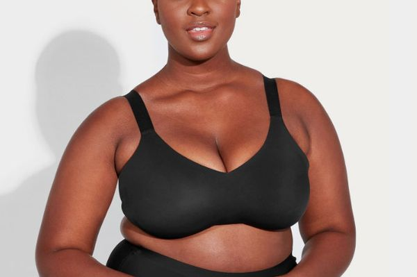 Knix Padded V-Neck Bra