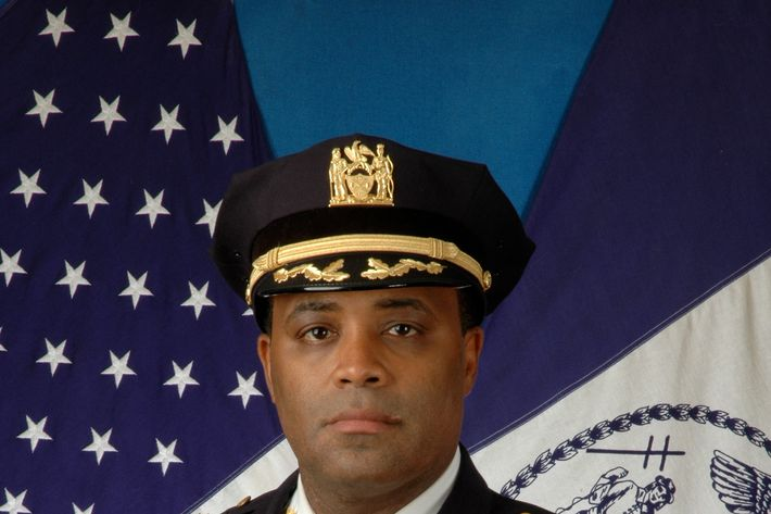 This undated photo provided in New York,  Friday, March 29, 2013, by the New York City Police Dept., shows New York City Police Dept. Chief of Department Philip Banks III.  Banks was named the chief of department this week of the nation's largest police force. He replaces Joseph Esposito, who retired after more than a decade in the post. (AP Photo/Richard Drew)
