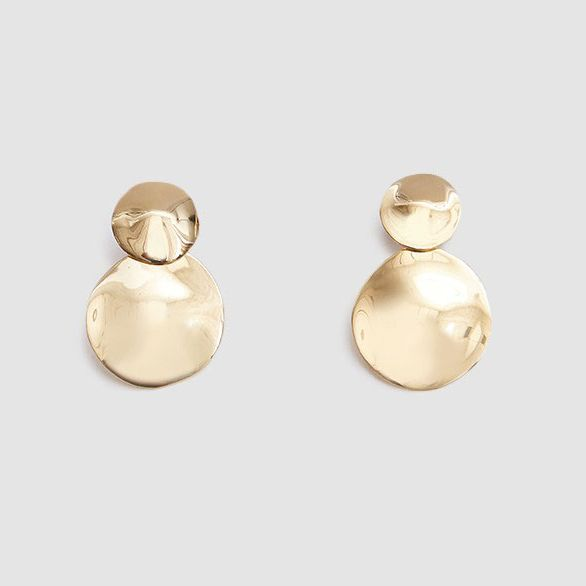 Cool new jewelry brand agmes statement earrings review no one likes a bad hair day but sometimes you barely have time to get dressed in the morning let alone do your hair a bun is a quick easy solution solutioingenieria Images