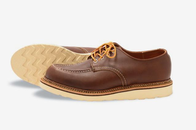 Red Wings Classic Oxford