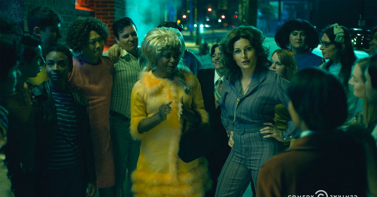 drunk history pays tribute to the stonewall riots
