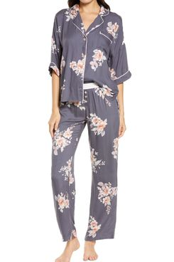 P.J. Salvage Print Pajamas