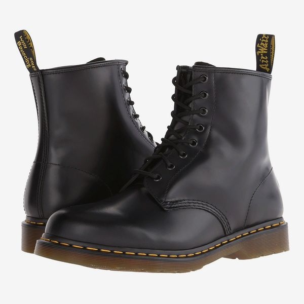Dr. Martens Women's 1460 Smooth Leather Lace-Up Boots