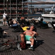 New York City's South Street Seaport