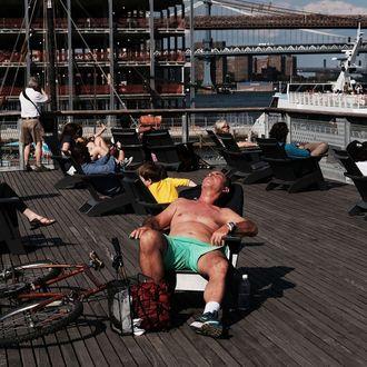 New York City's South Street Seaport