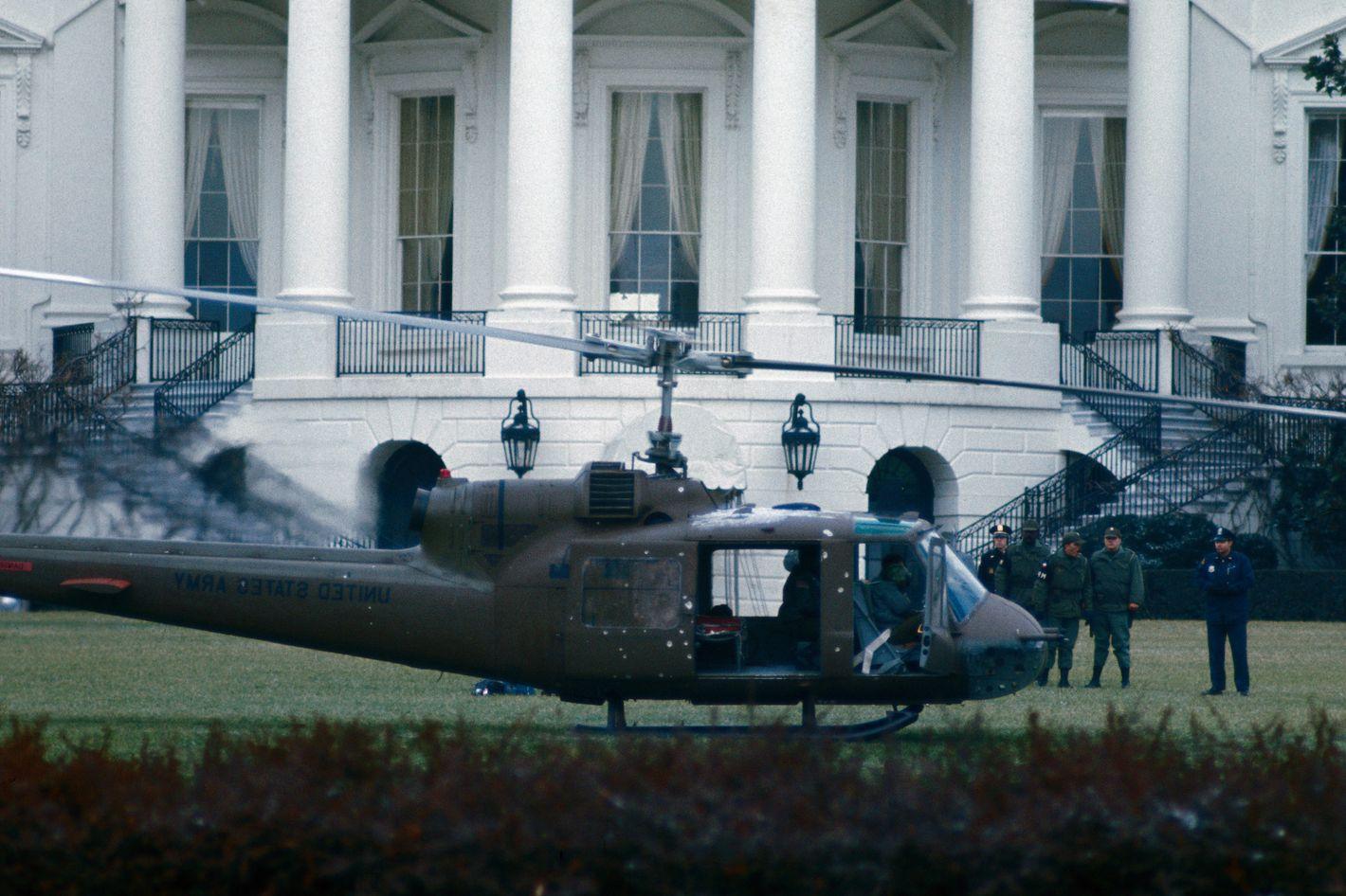 The 7 Weirdest White House Security Breaches