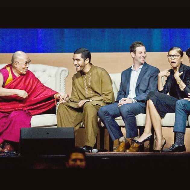 The Global Compassion Summit.