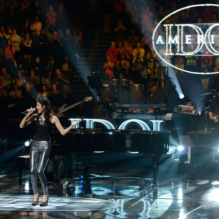 AMERICAN IDOL: Shuba Vedula performs in the Sudden Death Round of AMERICAN IDOL airing Wednesday, Feb. 20 (8:00-10:00PM ET/PT) on FOX.