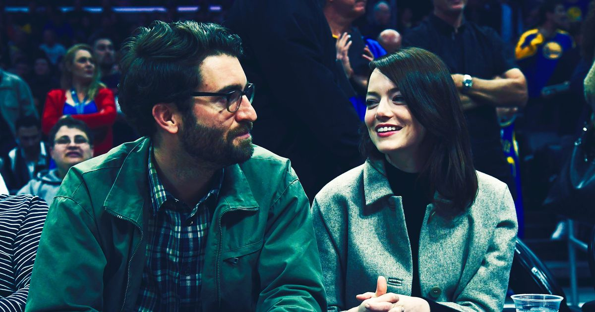 Emma Stone Is Engaged to a Guy Who Seems Nice