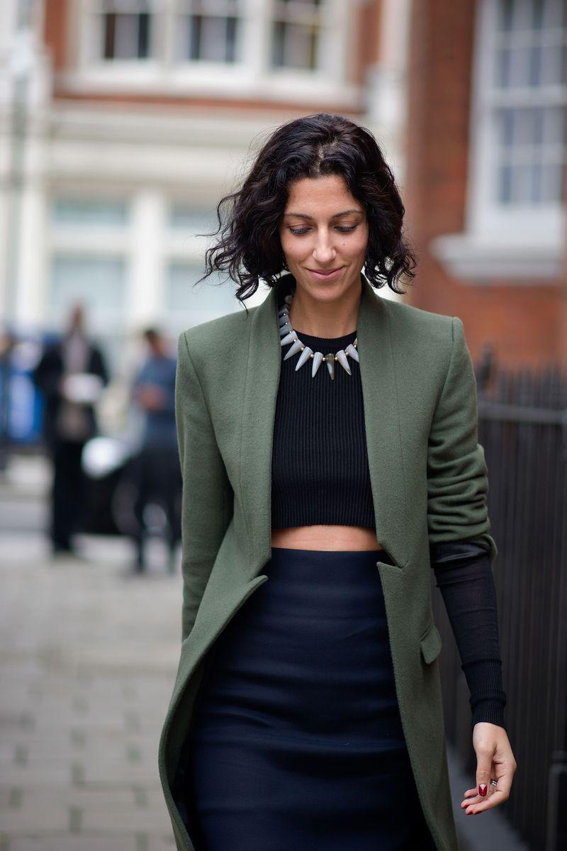 Yasmin Sewell London Fashion Week Street Style The Cut