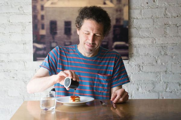 Yo La Tengo's Ira Kaplan Has No Problem at All With Tasting Menus