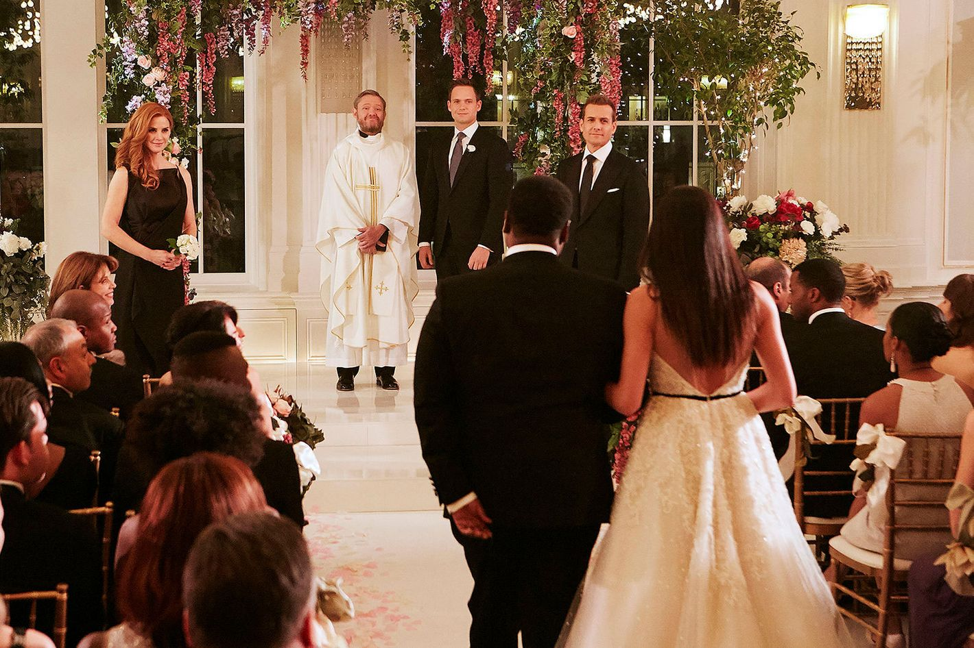 The network got photos from the wedding of Kostenko and Tarasov 01/09/2018