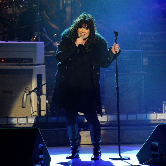 Ann Wilson on Her Led Zeppelin Stairway to Heaven Cover