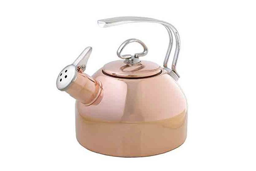Chantal Whistling Copper Kettle