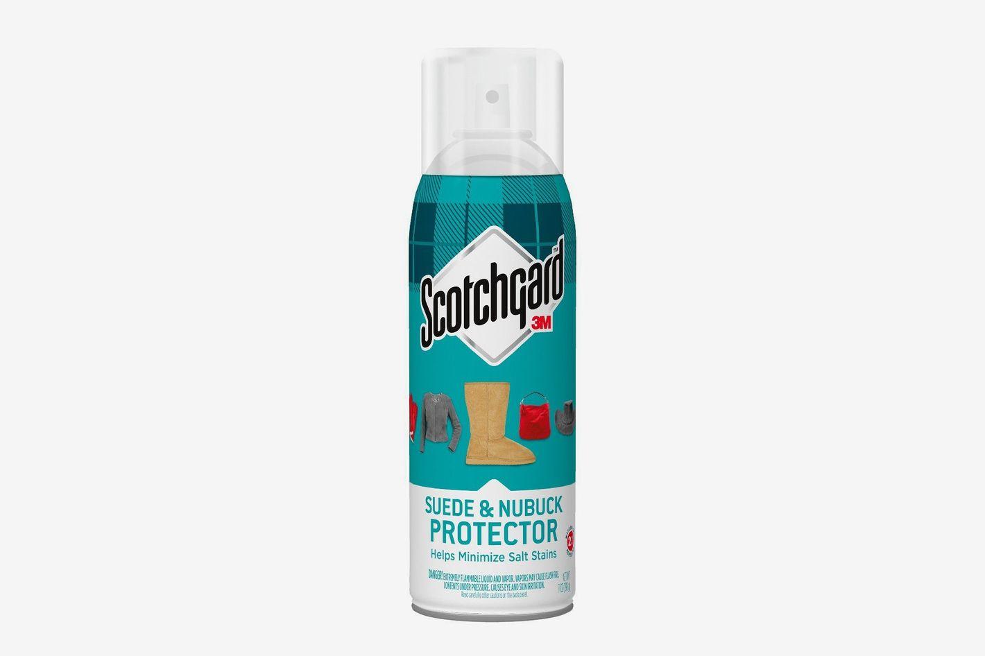 Scotchgard Suede & Nubuck Protector