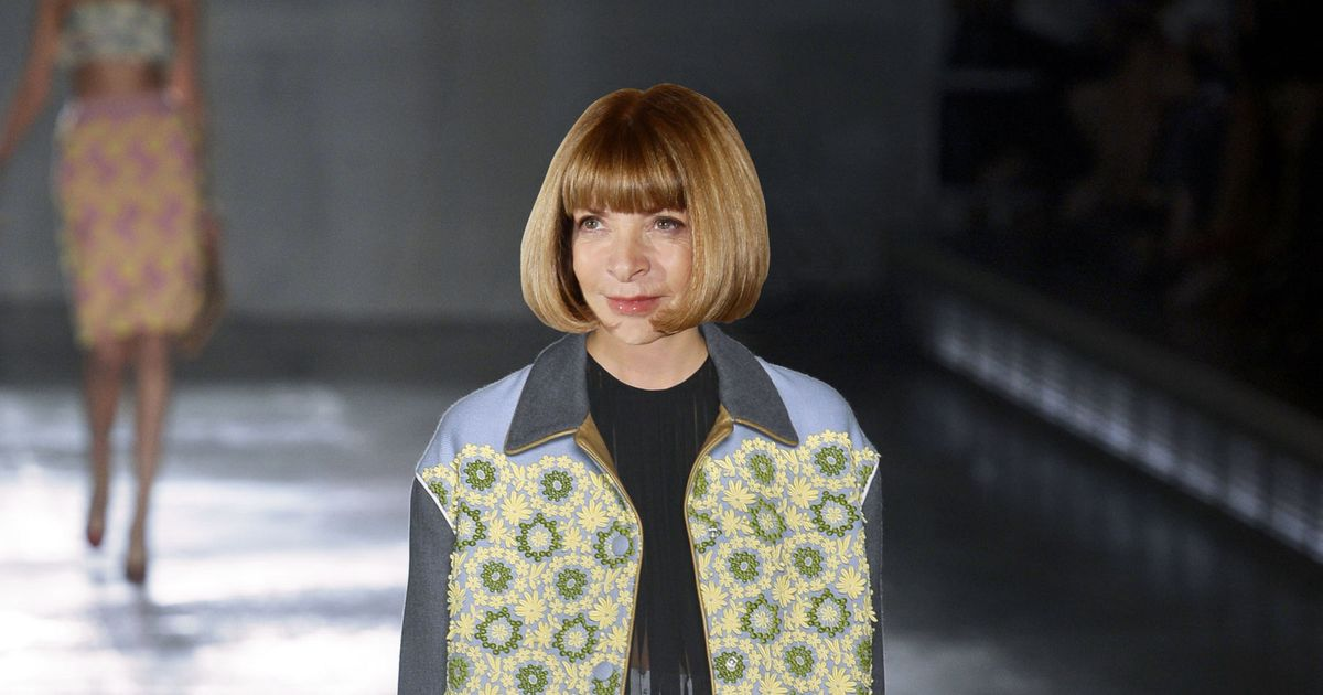 Anna Wintour Raced Ahead to Get Pieces From Prada's Spring ...