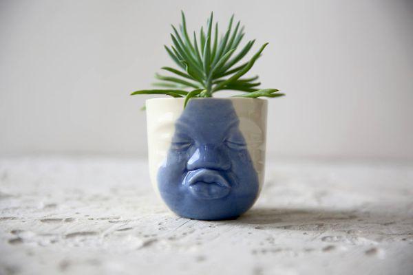 SIND Studio Ceramic Succulent Planter