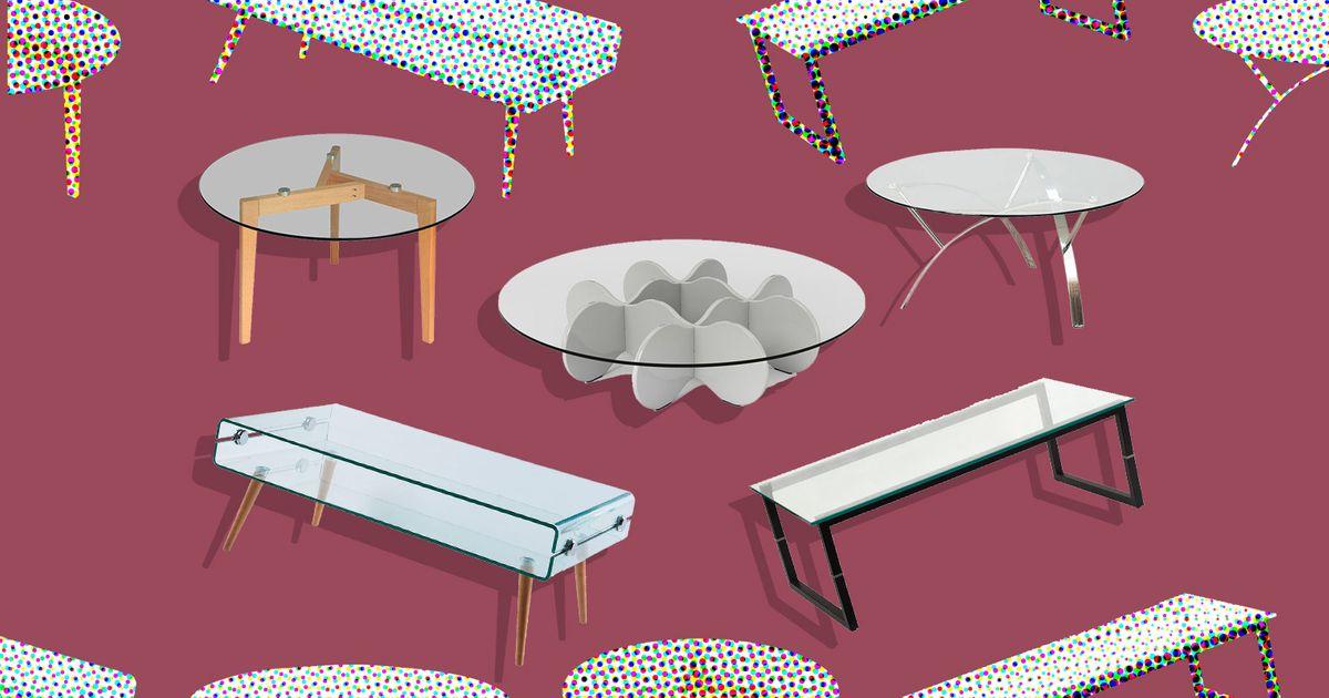 The Best Glass Coffee Tables Under 200 Strategist New York Magazine