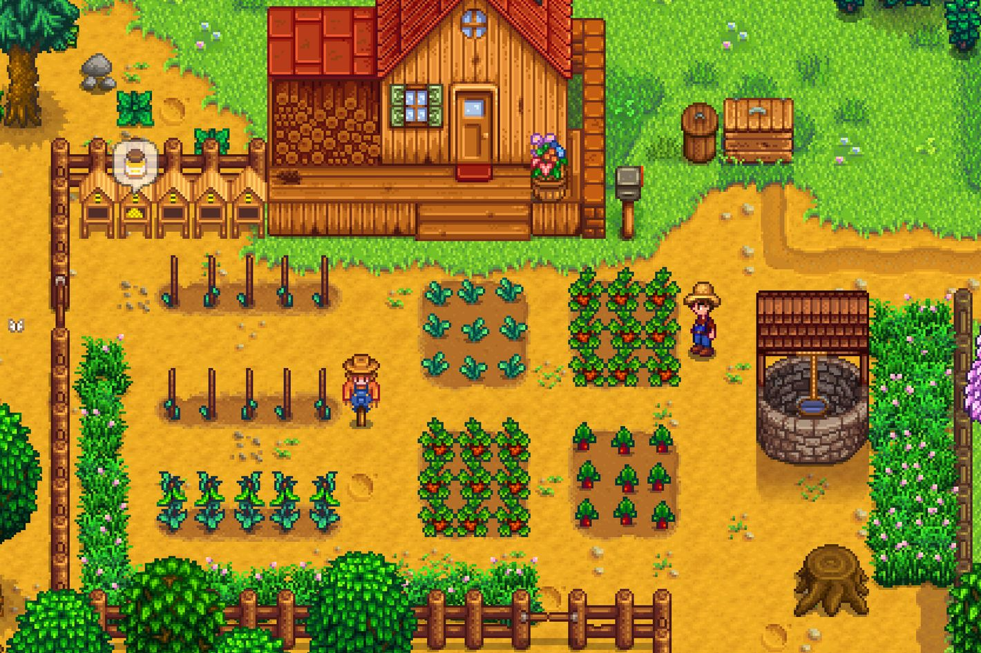 How A First Time Developer Created Stardew Valley 2016 S Best Game To Date
