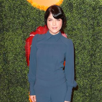 Actress Selma Blair attends the Third Annual Veuve Clicquot Polo Classic - Los Angeles at Will Rogers State Historic Park on October 6, 2012 in Pacific Palisades, California.