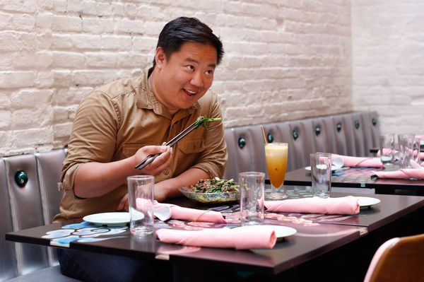 Lucky Peach's Chris Ying Follows Strangers for Late-Night Papas Rellenas