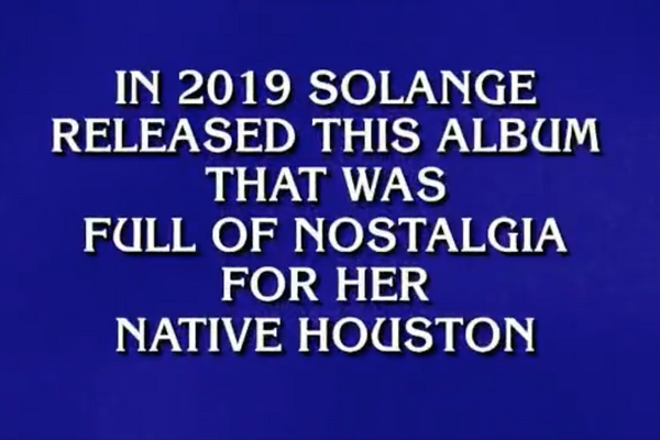 Solange Unfazed by Jeopardy! Contestants Not Knowing Her
