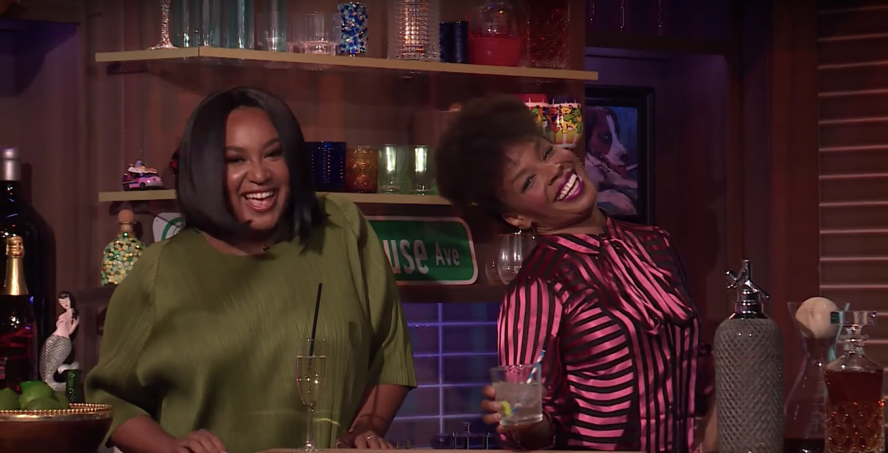 Robin Thede Also Wants Amber Ruffin to Be a Late Night Host