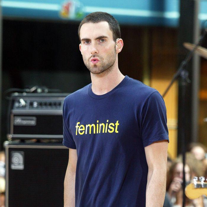 Meet guys feminist to where I'm Really