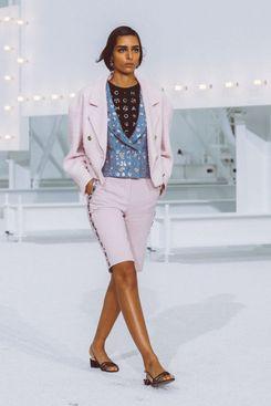 Chanel Spring-Summer 2021 Look 5