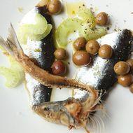Isa's sardines: Maybe on the menu?
