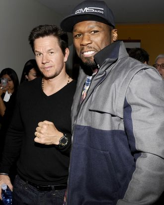Mark Wahlberg, Curtis