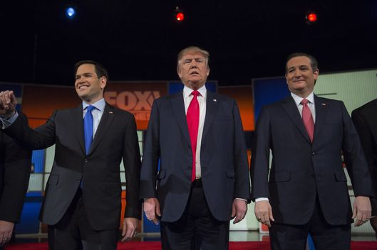 Fox Business Sponsors The Sixth Republican Presidential Candidate Debate