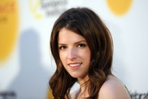 "BEVERLY HILLS, CA - JUNE 08:  Actress Anna Kendrick arrives at the 2011 ""Celebrate Sundance Institute"" Los Angeles Benefit at Franklin Canyon Ranch on June 8, 2011 in Beverly Hills, California.  (Photo by Michael Buckner/Getty Images for Sundance Institute)"
