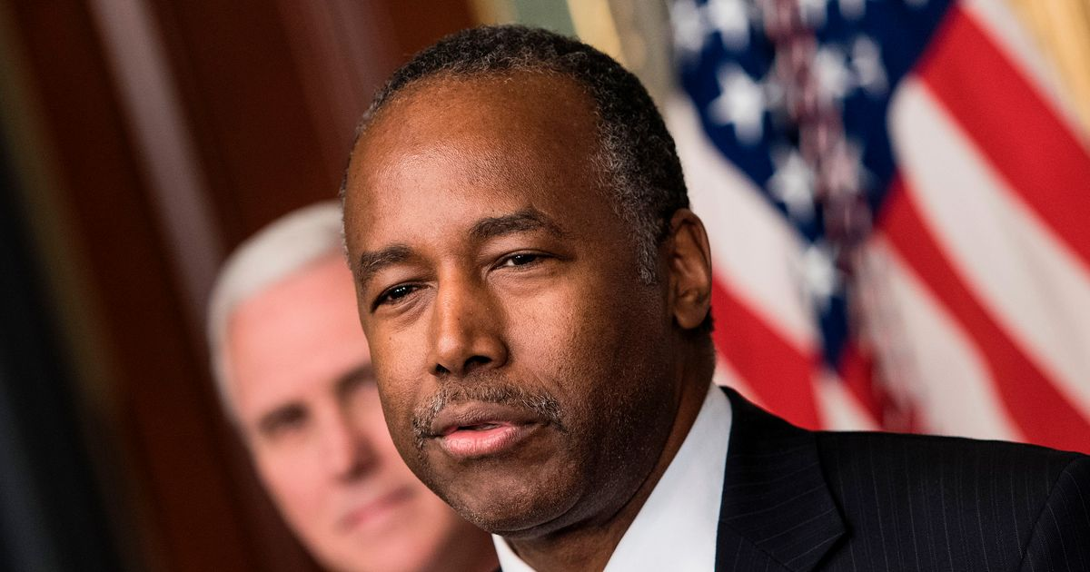 Facebook Charged With Discrimination in Ads, Despite Ben Carson's Fair Housing Rollbacks