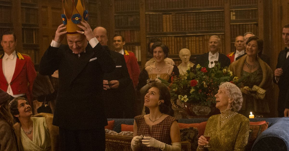Vanessa Kirby and Jared Harris on Singing Together on The