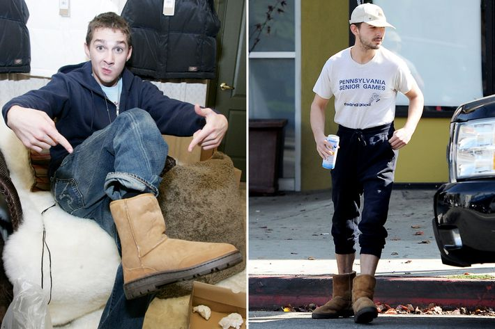 cbd8bb5cbca 16 Times Celebrities Wore Ugg Boots in Public
