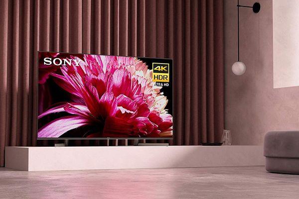 Sony X950G 65 Inch TV 4K Ultra HD Smart LED TV