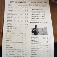 Is This the World's Most Confusing Wine List?